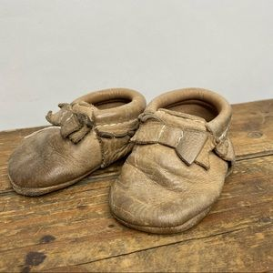Freshly picked Baby Leather Moccasins